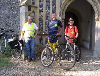 2009 Cycle ride 9
