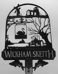 Wickham Skeith Parish Council logo