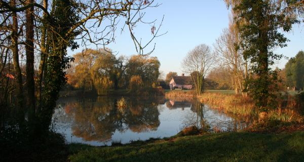 The Grimmer - The Mere on the green!